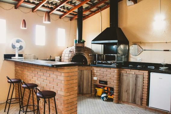 Sobrado Com 4 Dormitórios À Venda, 150 M² Por R$ 478.000 - Residencial Bosque Dos Ipês - São José Dos Campos/sp - So0875