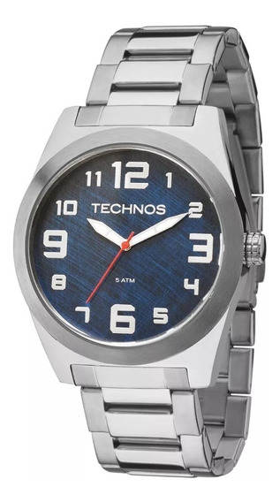 Relógio Technos Masculino Militar 2035mfl/1c Frete Grátis!
