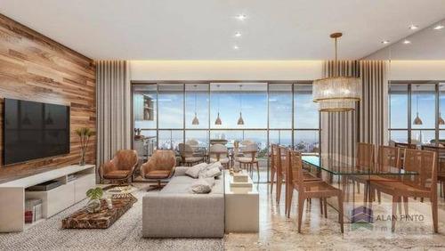 Apartamento Com 2 Dormitórios À Venda, 82 M² Por R$ 775.000,00 - Horto Florestal - Salvador/ba - Ap0419