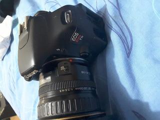 Camara Canon T3i Profesional Solo Cuerpo