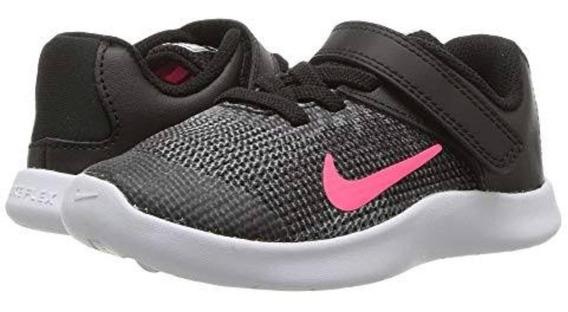 Tenis Nike Para Niña, Bebé, Nike Flex 2018 Rn Original