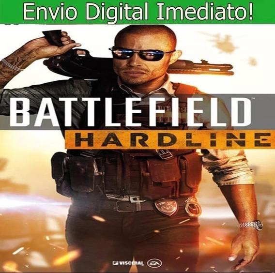 Battlefield Hardline Pc Hd Original Envio Imediato!