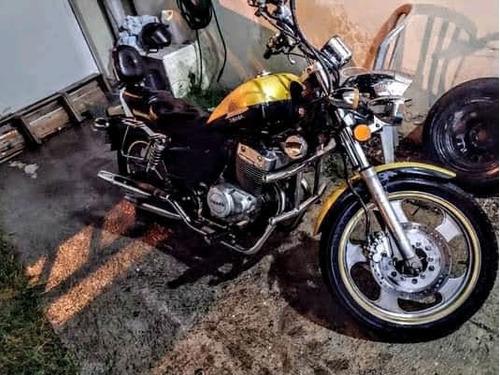 Jialing Traxx Shark 250cc