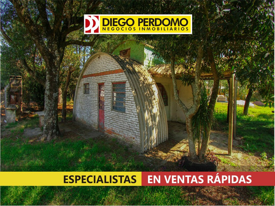 Casa En Venta, Ideal Ubicación - Balneario Cufré-uruguay
