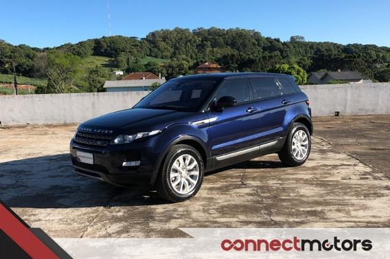 Range Rover Evoque Pure Si4 - 2015 (única Dona)