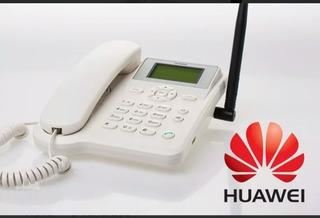 Telefone Fixo Huawei Ets3023 - Gsm (chip) - Rural
