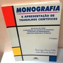 Monografia E Apresentação De Trabalhos Científicos Domingos