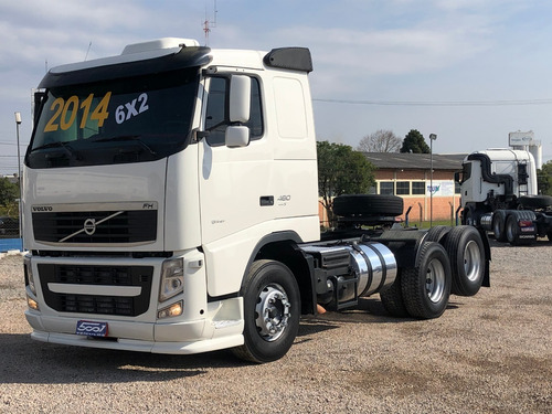 Volvo Fh 460 6x2 Ano 2014