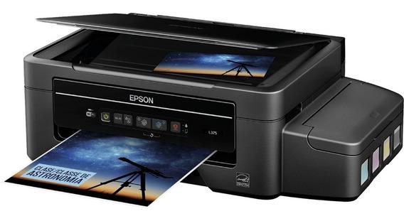 Reset Impressora Epson L375 E L475