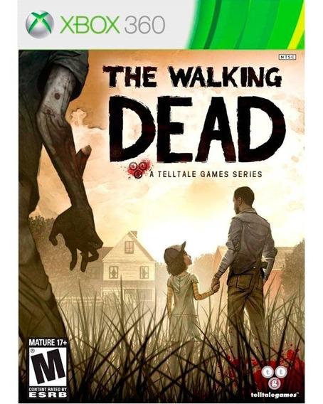 Jogo The Walking Dead - Xbox
