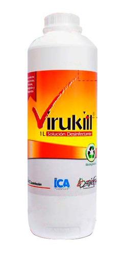 Virukill Solución Desinfectante Concentrada X 1 Litro