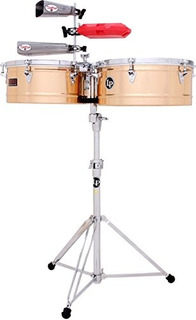 Latin Percussion Lp1415-bz Timbal Bronce Up Shop