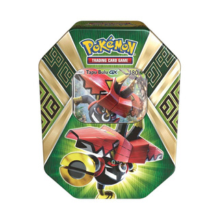 Pokémon Tcg Lata Tapu Bulu Gx Sun & Moon