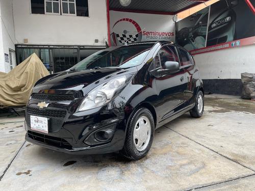 Chevrolet Spark 2017 Lt Unica Dueña Factura Original Impecab