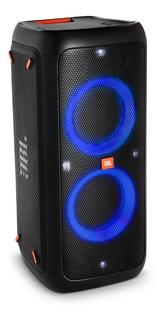 Parlante Bluetooth Jbl Original Party Box 200 Luces 120w Rms