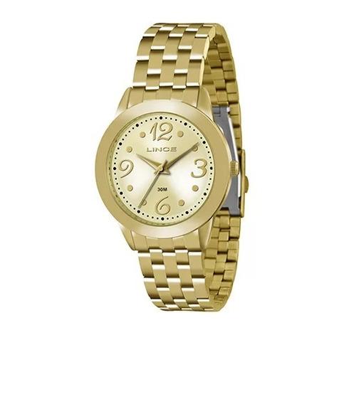 Relógio Feminino Lince Lrg4307l C2kx Cod Rl11