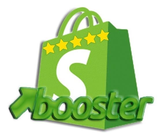 Tema Booster 2.2 Shopify Atualizado 2019 + Shoptimized 2019