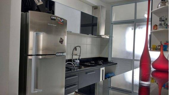 Apartamento Com 3 Dormitórios À Venda, 79 M² Por R$ 350.000,00 - Jardim Tupanci - Barueri/sp - Ap1029