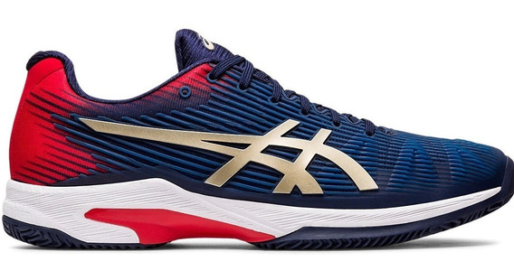 Zapatillas Asics Tenis Hombre Solution Speed Ff Clay Ras