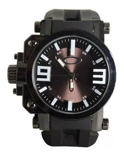 Relógio Oakley - Gearbox Titanium - A Prova D