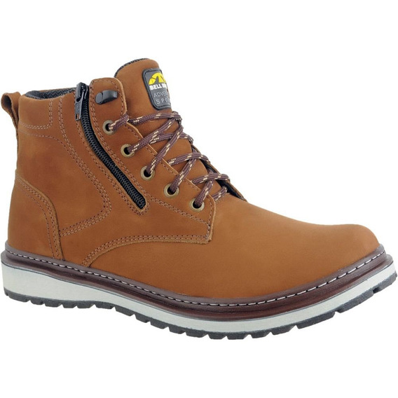 Bota Casual Urbana Bell Boots Osso 835