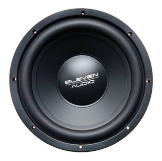 Subwoofer Eleven Audio 8 Pgs. 600 W Max