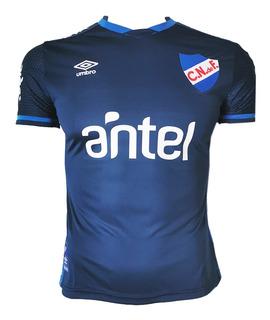 Camiseta Remera Umbro Nacional Del Hincha De Niño Mvd Sport