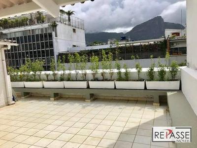 Cobertura Com 2 Dormitórios Para Alugar, 154 M² Por R$ 4.900/mês - Ipanema - Rio De Janeiro/rj - Co0150