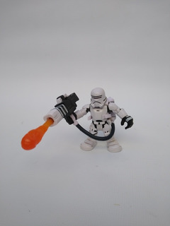 Flame Trooper First Order Stat Wars Hasbro Lfl 2014