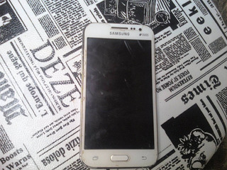 Samsung Galaxy Win Placa Queimada