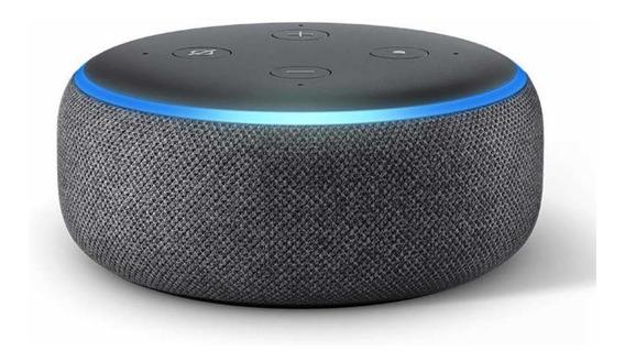 Alexa Speaker Echo Dot 3era Generación Español Inglés Rbba