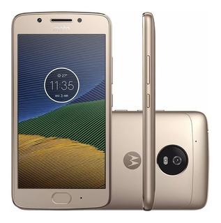 Celular Motorola Moto G5s G5 S 32gb Prata Seminovo Top