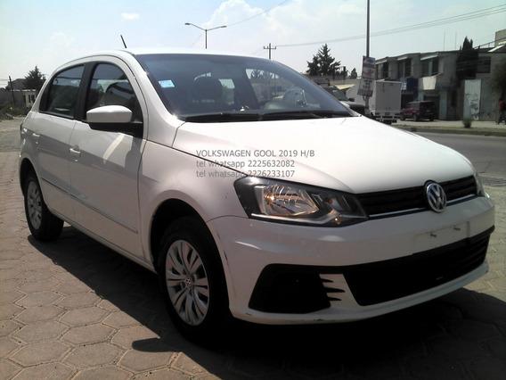 Volkswagen Gol 2019 Tren A/a H/b 4 Cil 1.6 Lts Eng $ 31,600
