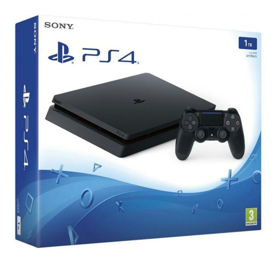 Play Station 4 De 1 Terabyte