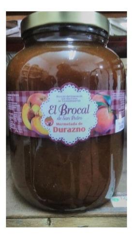 Mermelada De Durazno - 3,8 Kg