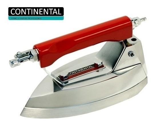 Ferro A Vapor Continental Vap-25 + Sapata Anti Brilho