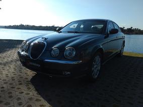 Jaguar S-type 4.2 V8 32v Gasolina 4p Automático