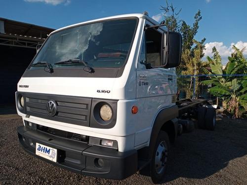 Volkswagen 9160 Delivery Chassi Baú