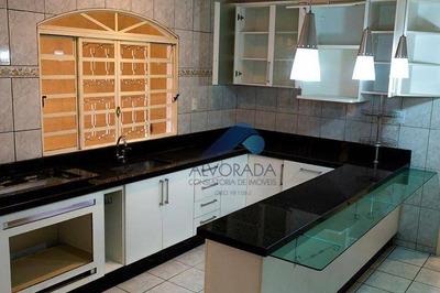 Casa 02 Dormitórios À Venda, 119 M² Por R$ 265.000 - Parque Interlagos - São José Dos Campos/sp - Ca1826