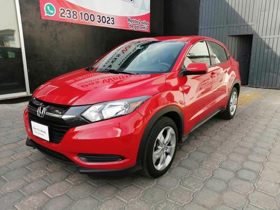 Honda Hr-v Uniq Cvt 1.8l 141 Hp 2016