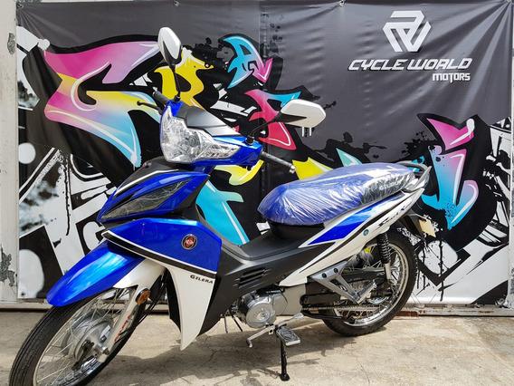 Moto Gilera Smash 125 X 0km 2020 Promo Al 6/6