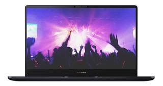 Laptop Gamer Asus Zenbook Pro I7 16gb 512gb Ssd Gtx1050 Ti