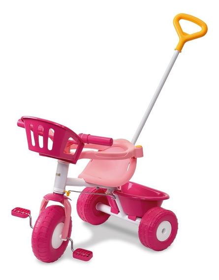 Rondi Pink Metal Triciclo Infantil (3273)