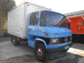 Mercedes-benz 608 4x2 2p 1980
