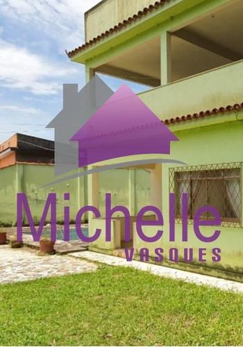 Imagem 1 de 4 de Casa Para Venda Em Magé, Jardim Gandé, 4 Dormitórios, 2 Banheiros, 1 Vaga - Cs-421_1-1984015