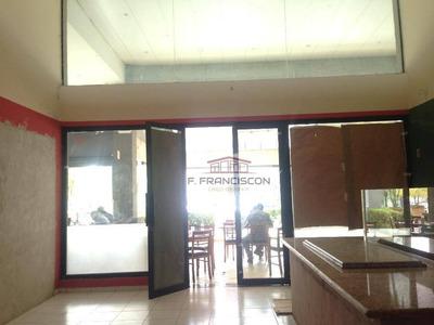 Restaurante Ponto Para Locação No Itatiba Mall, Jardim Nossa Senhora Das Graças, Itatiba. - Lo0002