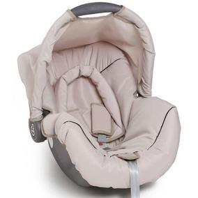 Bebê Conforto 1 Posição Piccolina Bege Até 13kg - Galzerano