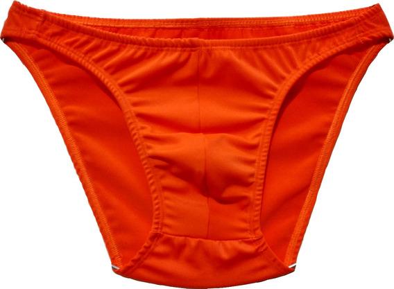 Slips Bikini Trusa Nylon Varios Colores