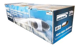 Kit Pistones Merik Power 230 Plus Puerta Abatible Con Chapa