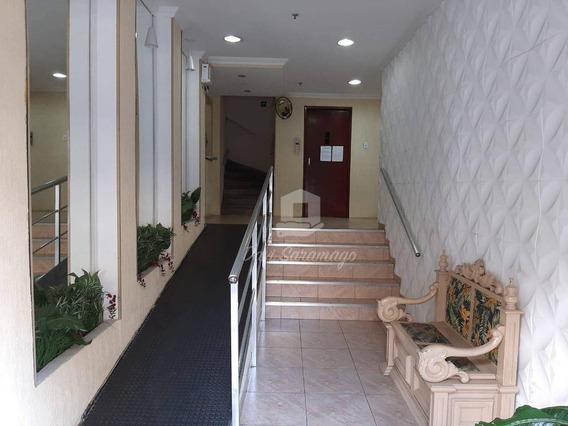Apartamento Com 2 Dormitórios À Venda, 80 M² Por R$ 290.000,00 - Centro - Niterói/rj - Ap0547